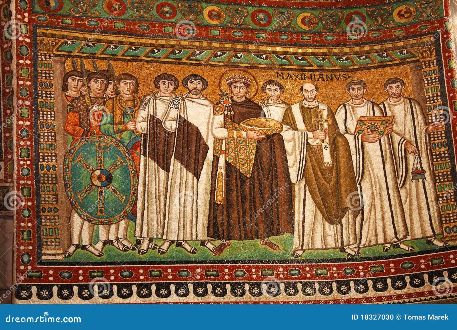 I Am Free Jesus Ravenna, San Vitale, M...