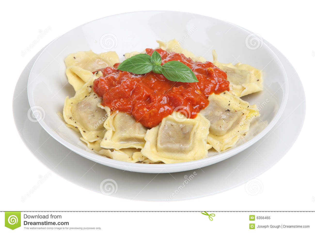 how to cook ravioli with tomato sauce