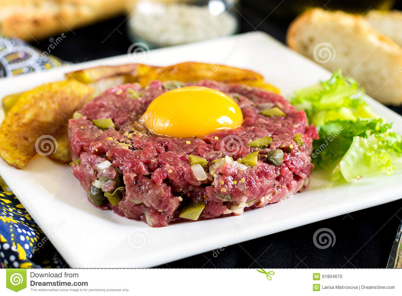 How To Make Steak Tartare At Home