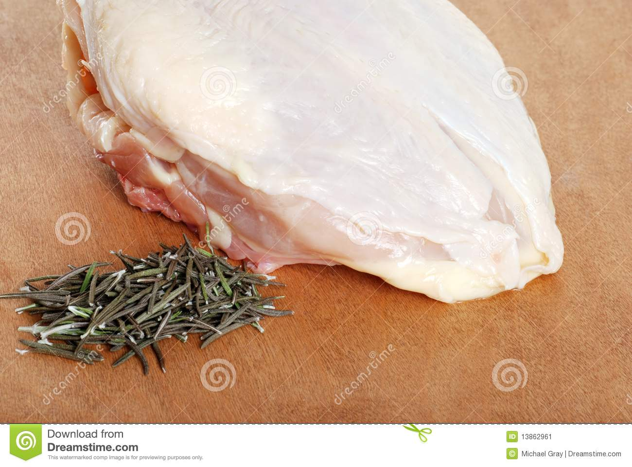 how to cook raw chicken breast