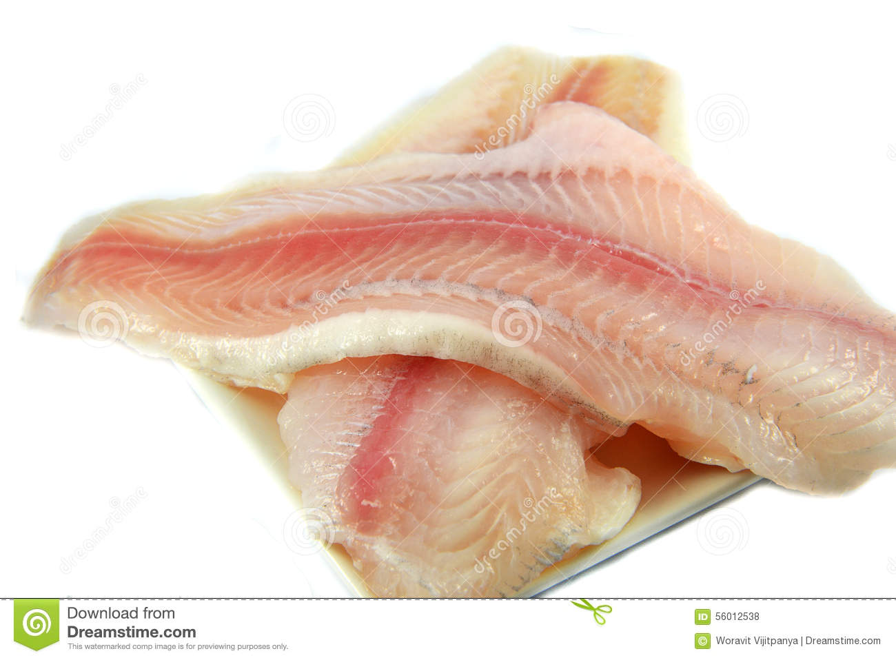 Raw fish meat fresh stock photo image of beehive dolly for Is fish meat