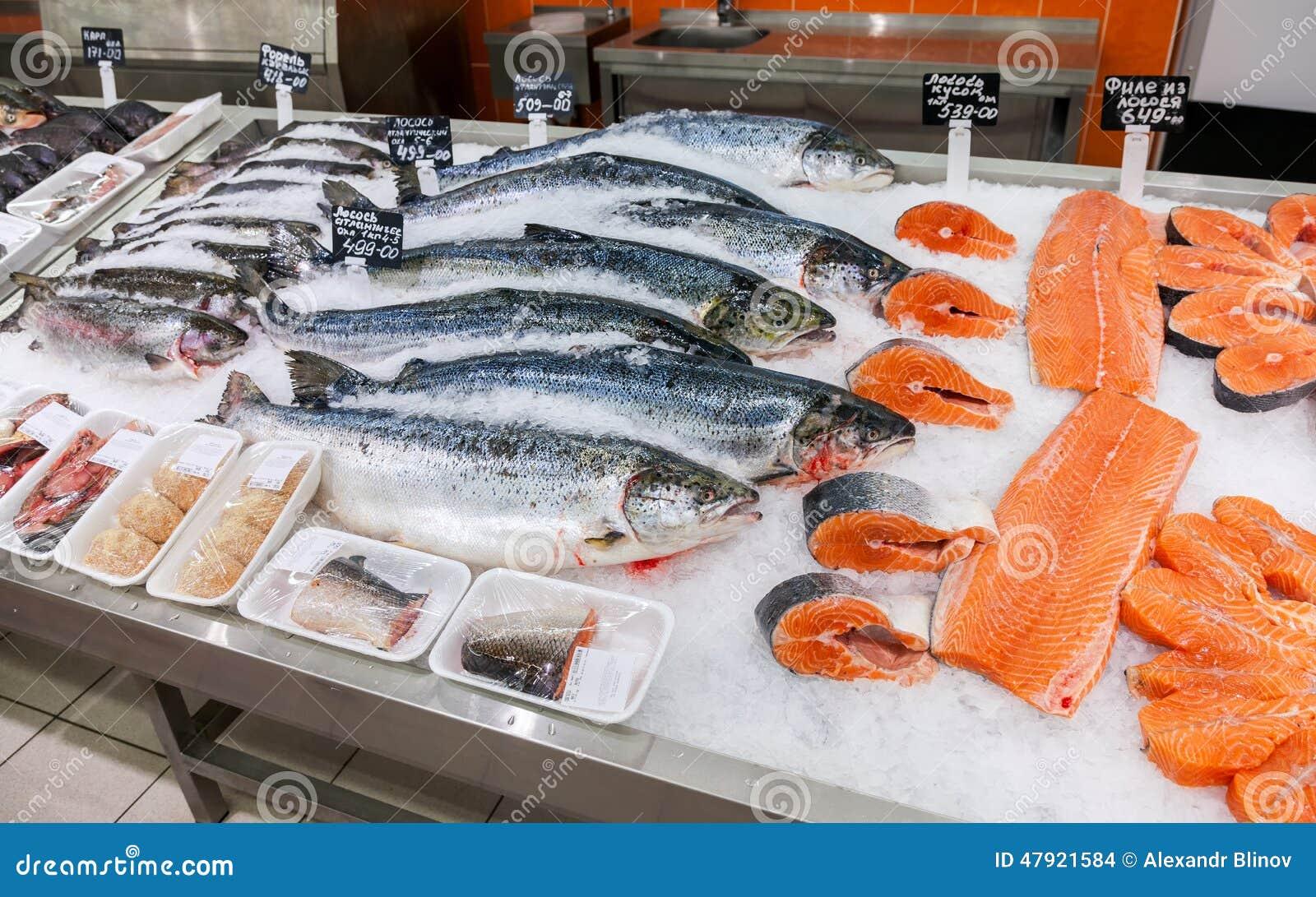 Как выбрать качественную рыбу