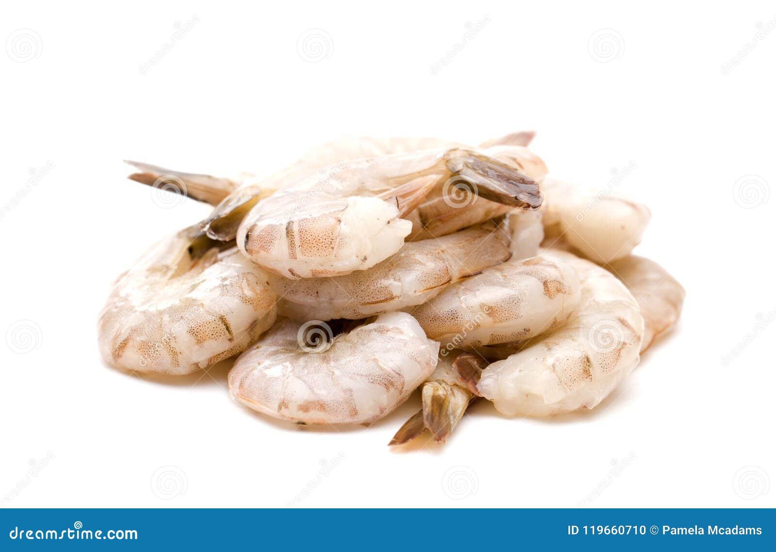 Raw Jumbo Shrimp Stock Photo Image Of Heap Shrimp 119660710