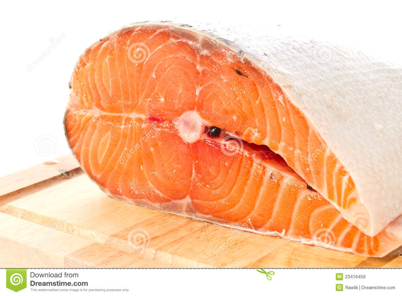 Raw meat red fish royalty free stock images image 23416459 for Is fish meat