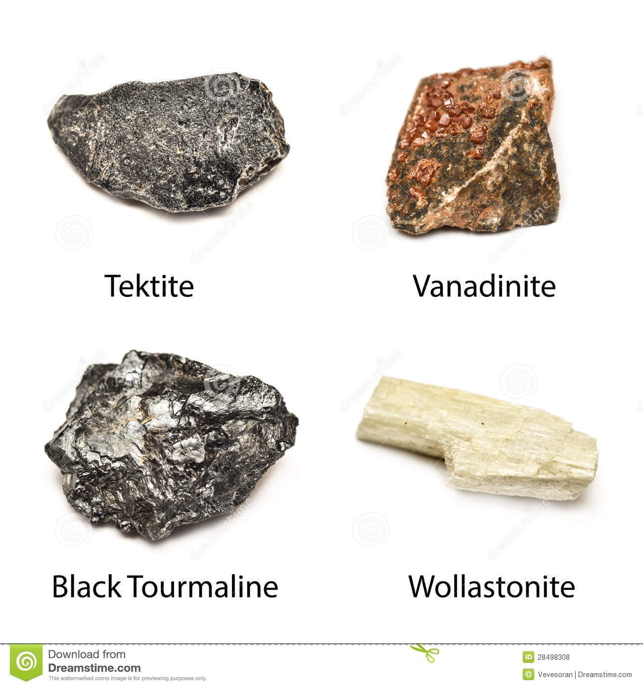 Raw Minerals Royalty Free Stock Photos - Image: 28498308