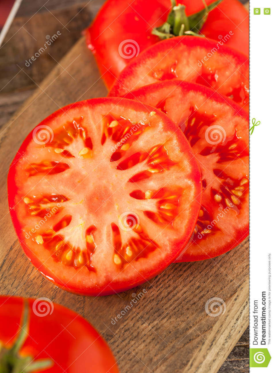 Download Raw Organic Red Beefsteak Tomatoes Stock Image - Image of produce, healthy: 72674771