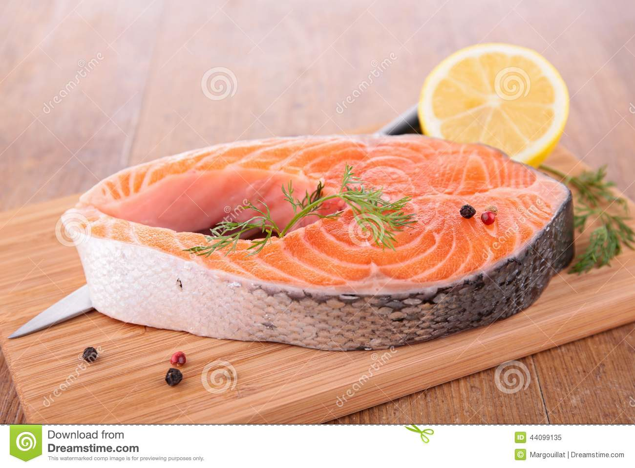 how to cook raw salmon