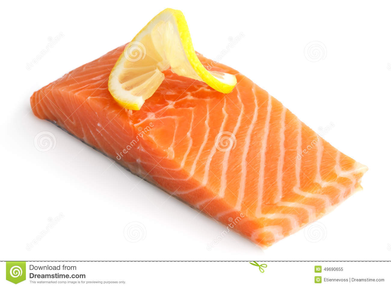 how to serve salmon steak
