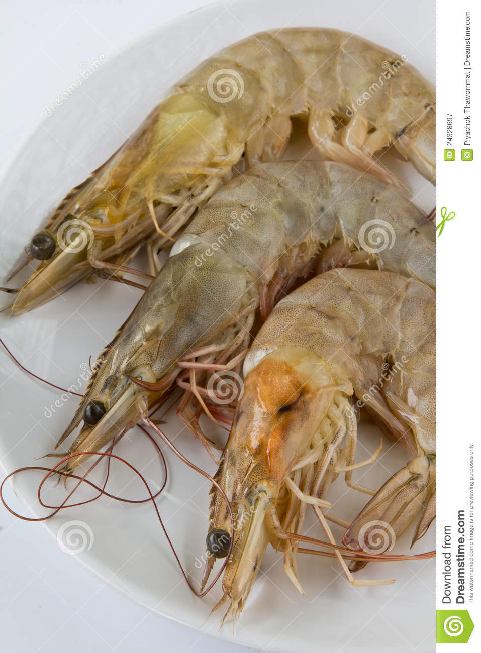 how to cook raw shrimp