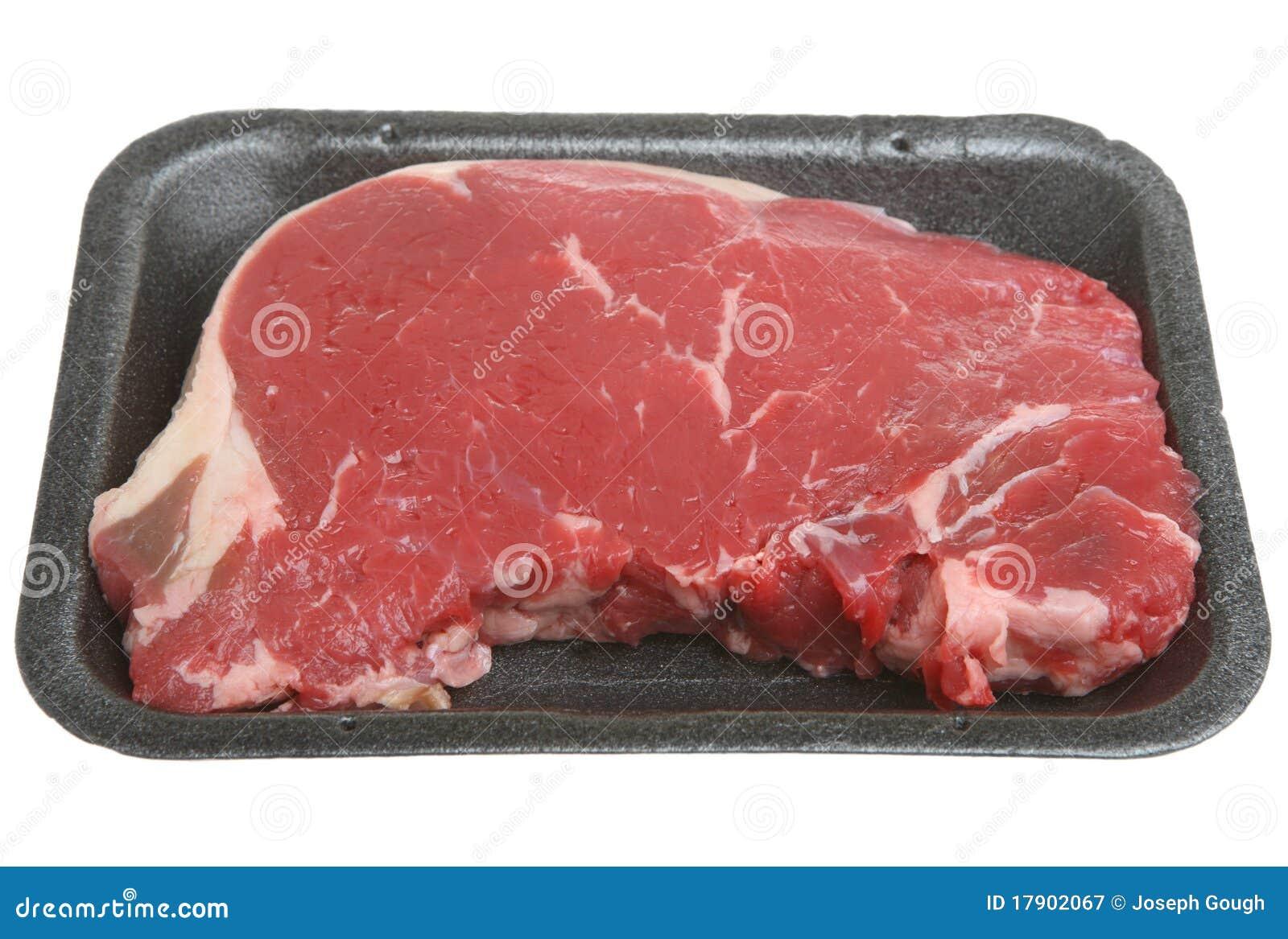 how to prepare raw steak