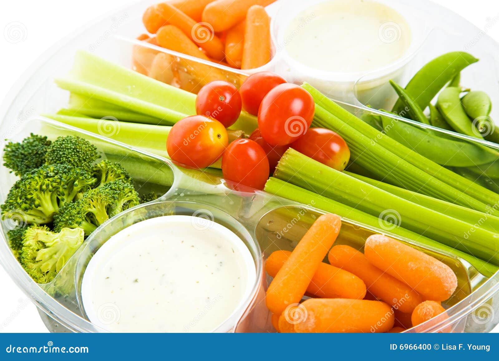 Raw Veggie Tray Closeup Stock Photo Image Of Sticks Baby 6966400