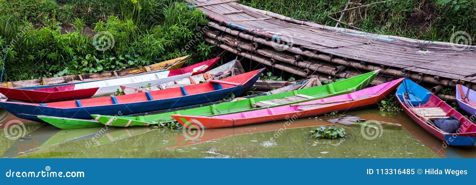 Rawapening, Semarang, Jawa Tengah, Indonesien