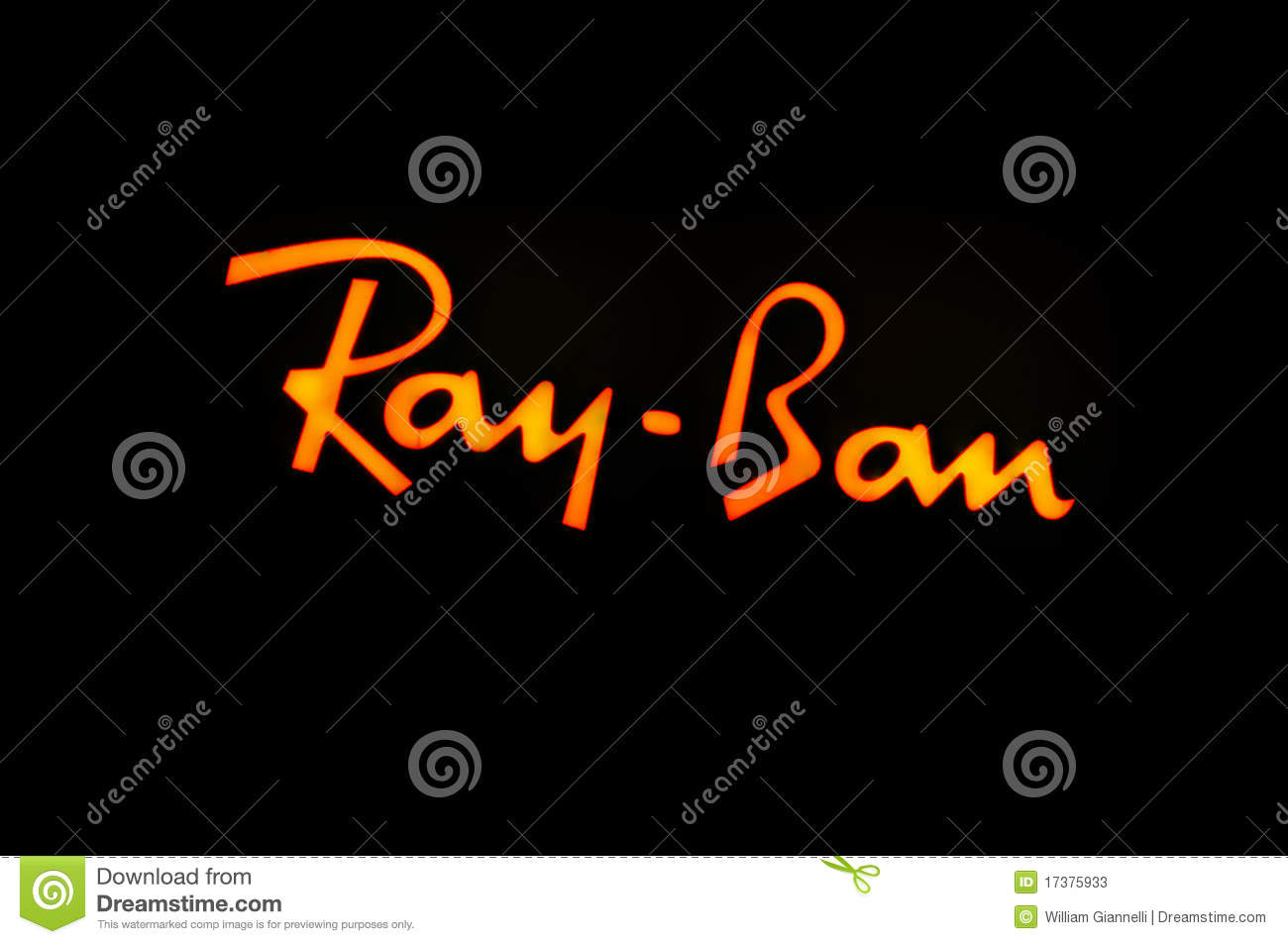 ray ban symbol  Ray Ban Logo Editorial Stock Photo - Image: 17375933