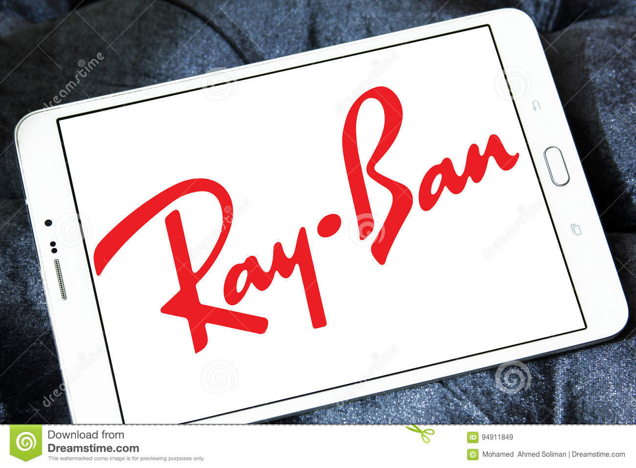 4302f514211 Ray-Ban logo editorial stock image. Image of business - 94911849