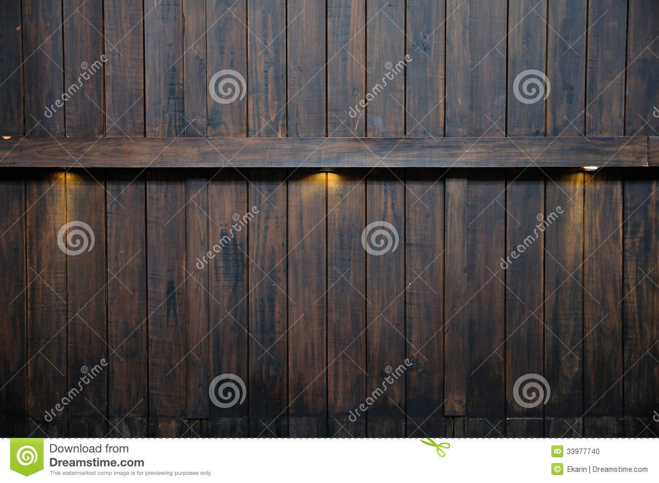Old Wooden Wall Lights : Ray Light On Antique Wooden Wall Stock Photo - Image: 33977740
