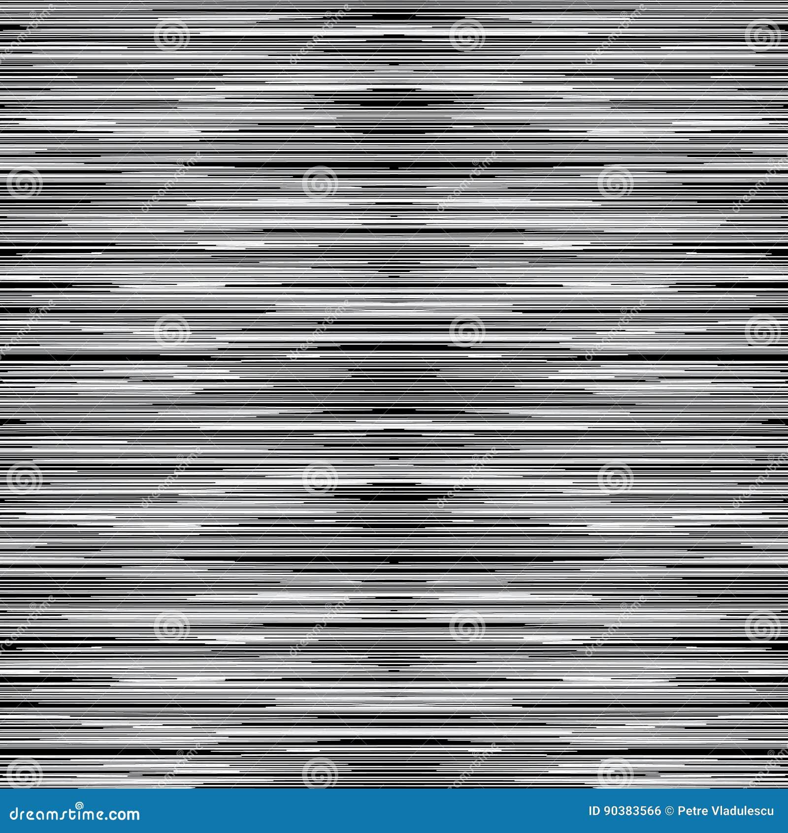 Rayas negras en el fondo blanco