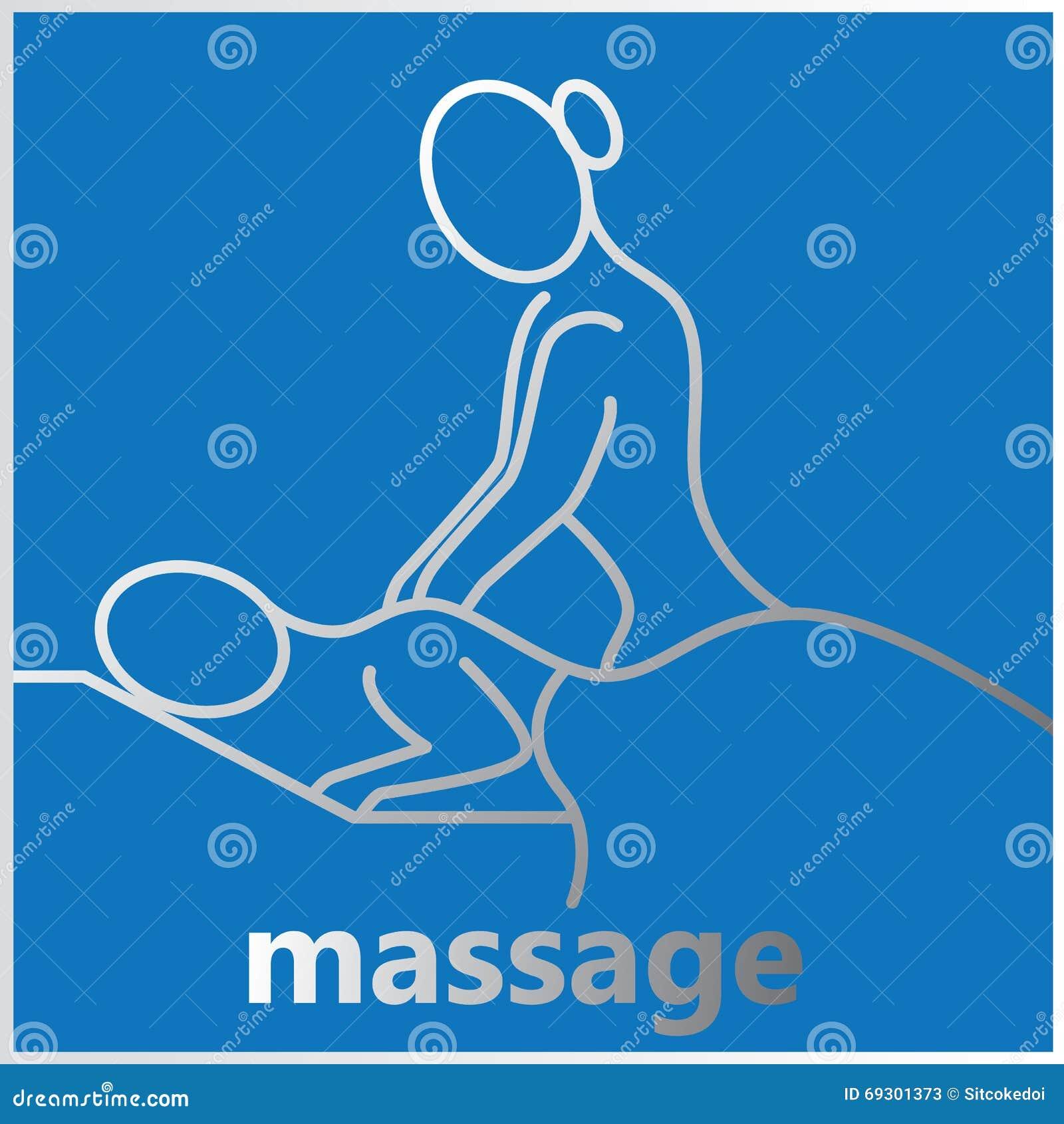 Rayas que relajan masaje