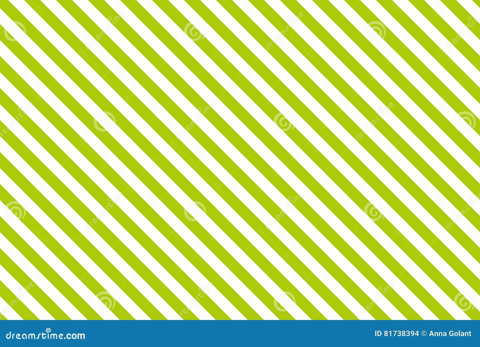 Fondo Blanco Con Verde: Rayas Verdes En El Fondo Blanco Ilustración Del Vector