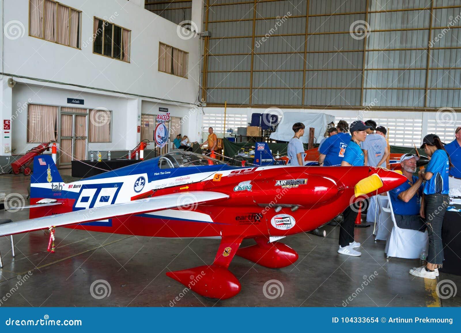 Timothy E  Cone`s Plane No 99 `What Airplane, Honey?` Aircraft Model