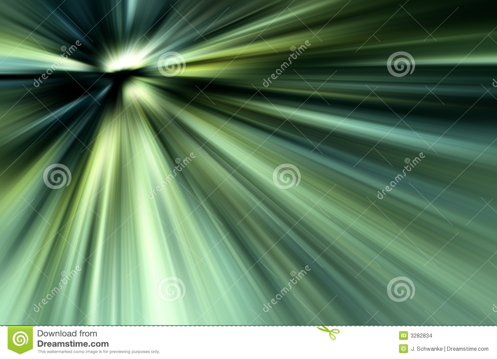 Rayos abstractos del fondo