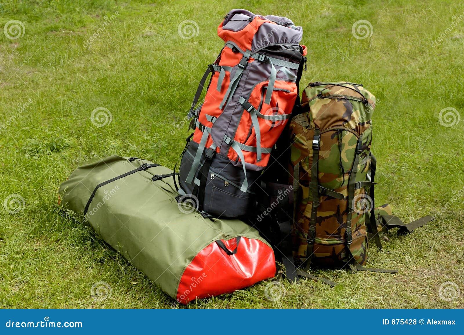 Razem backpacking