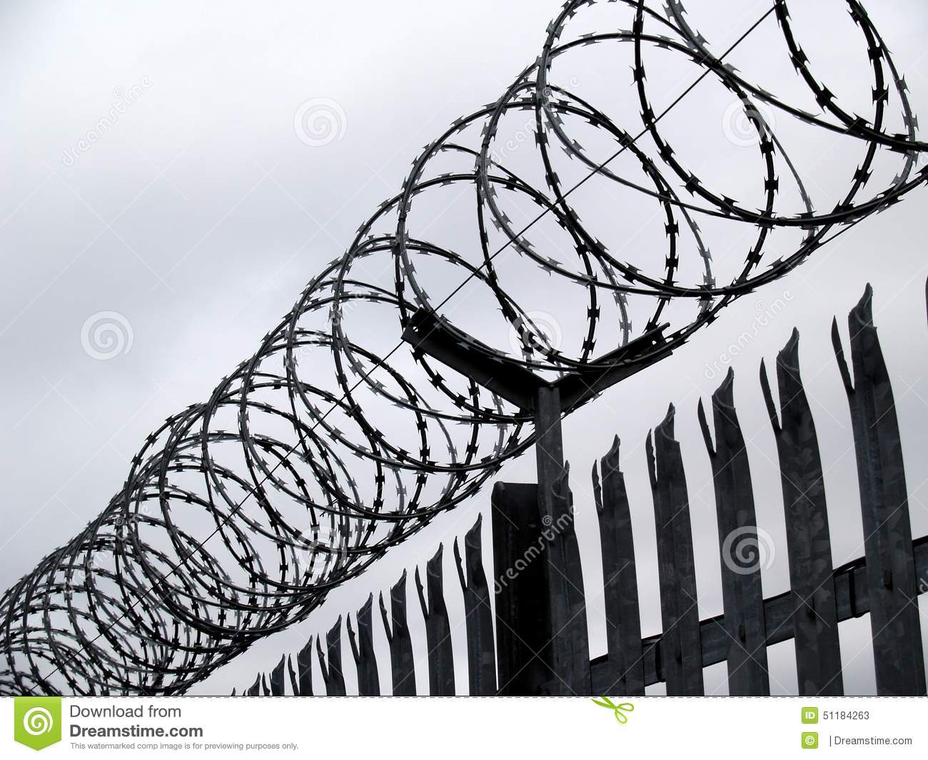 Contemporary Military Concertina Wire Wrap Images - Simple Wiring ...
