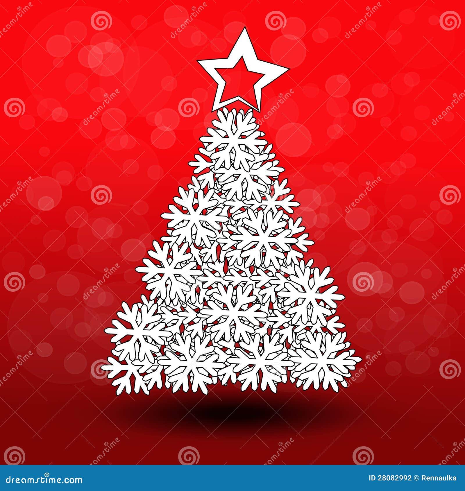 Rbol de navidad de papel decoraci n del copo de nieve - Decoracion navidad papel ...
