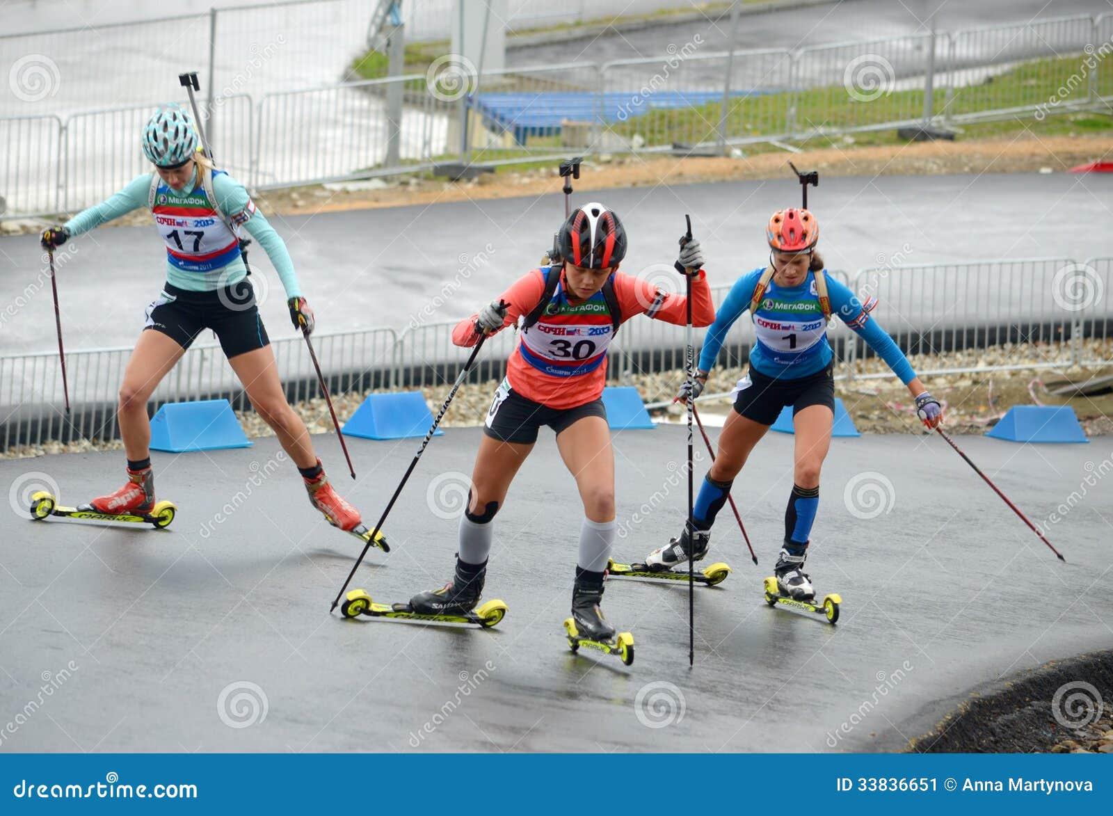 Citaten Zomer Biathlon : Rbu championship of russia in the summer biathlon sochi