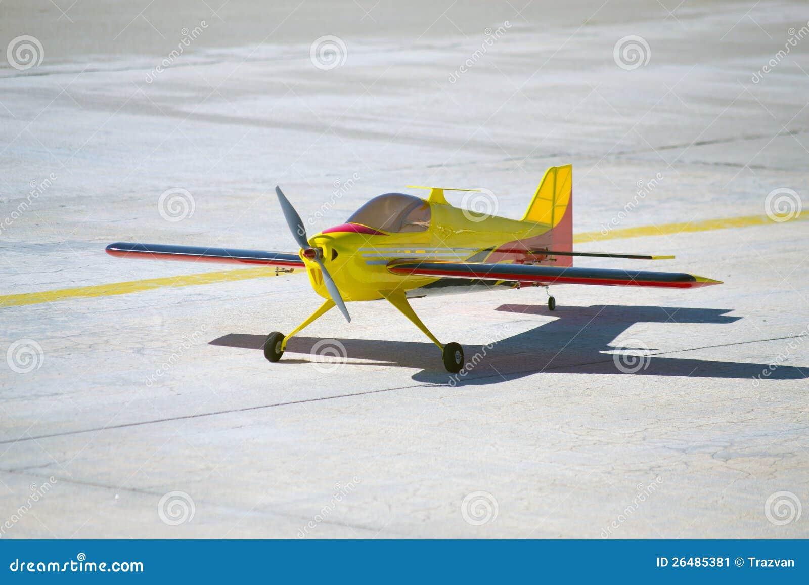 RC πρότυπο αεροπλάνο