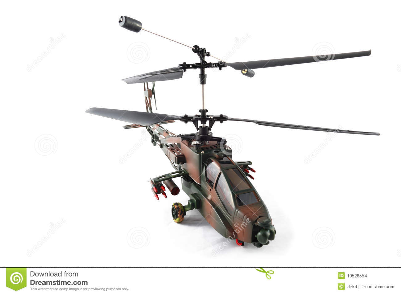rc helicopter stock images
