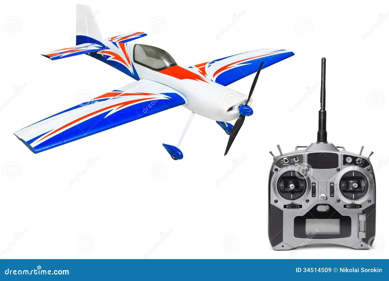 Remote Control Plane Parts Rc Control