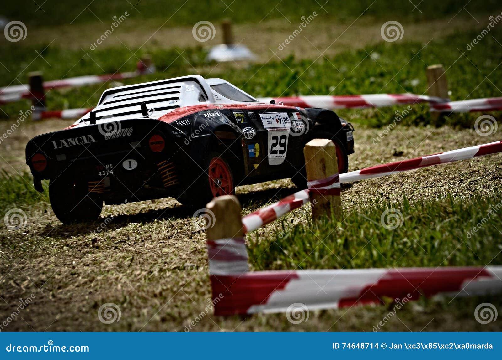 Rc Rally Car Stock Photo 74648714 - Megapixl
