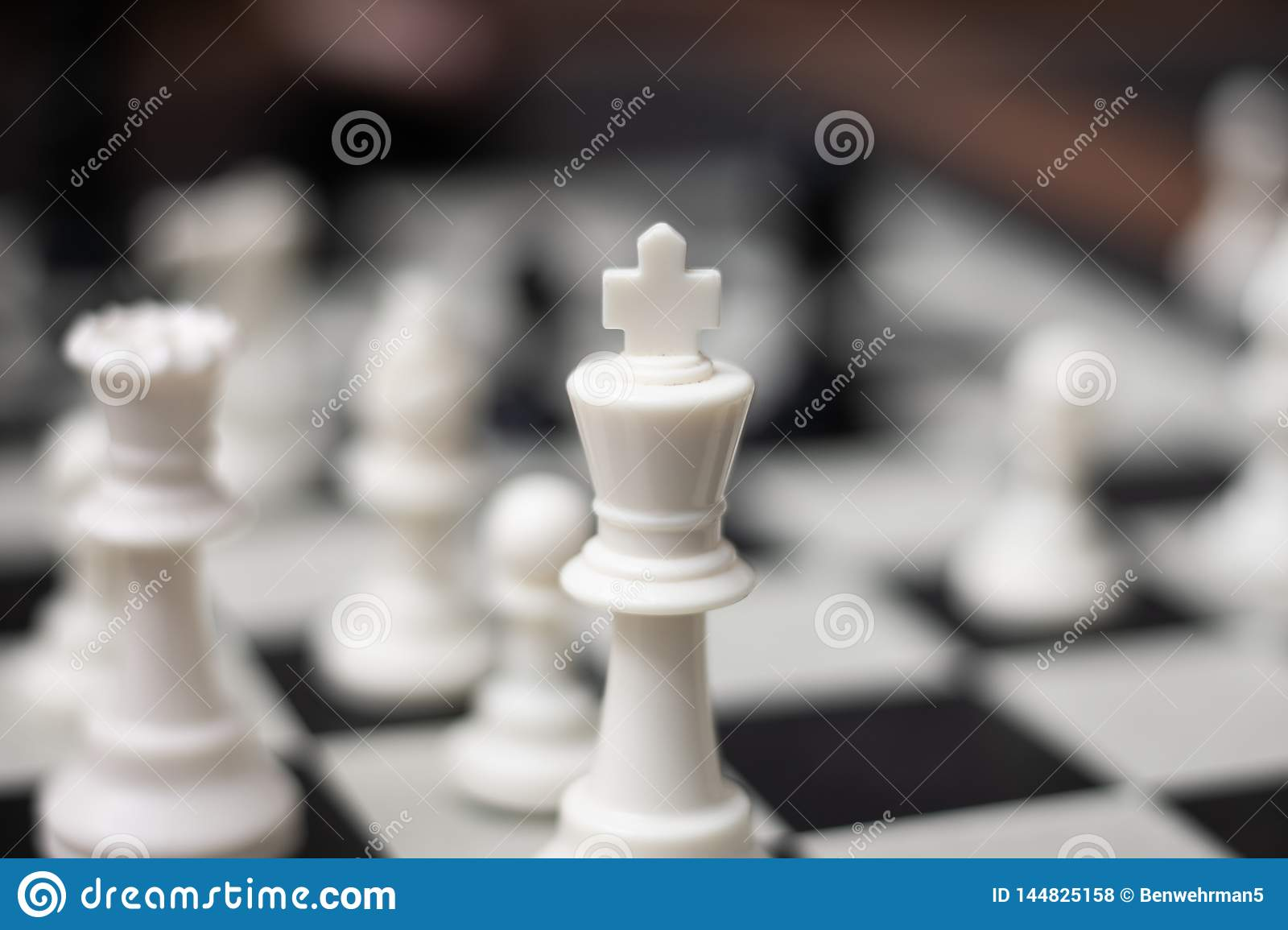 Re Chess Game Piece