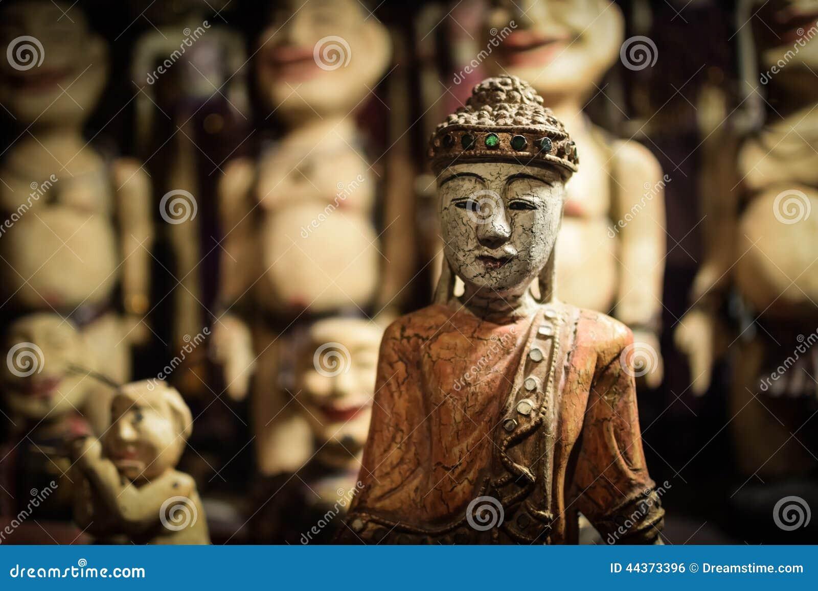 Re delle bambole dell Asia