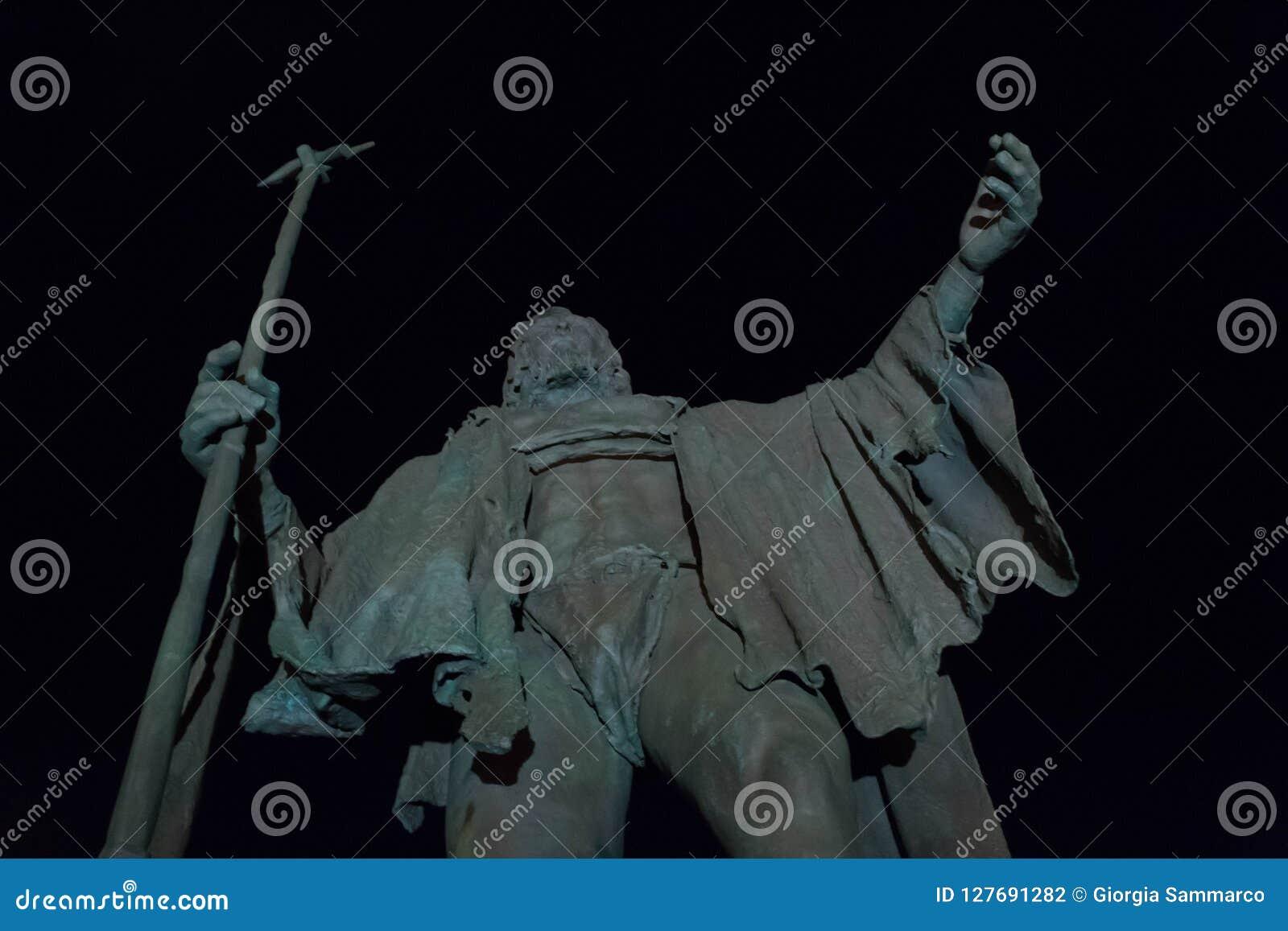 Re di Guanches a Candelaria
