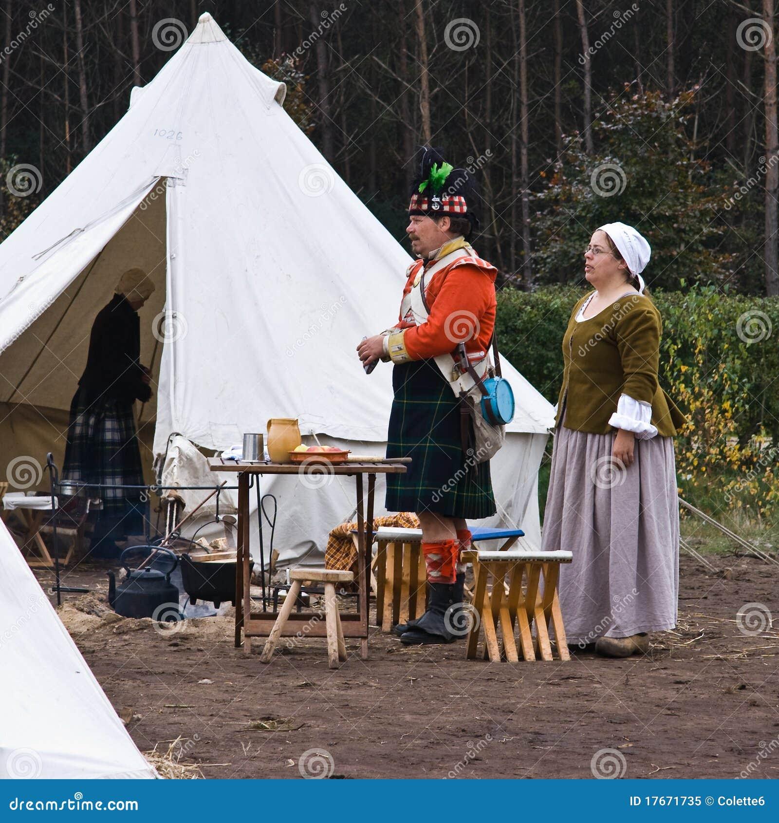 Re-enactment Austerlitz, o 2008 holandês