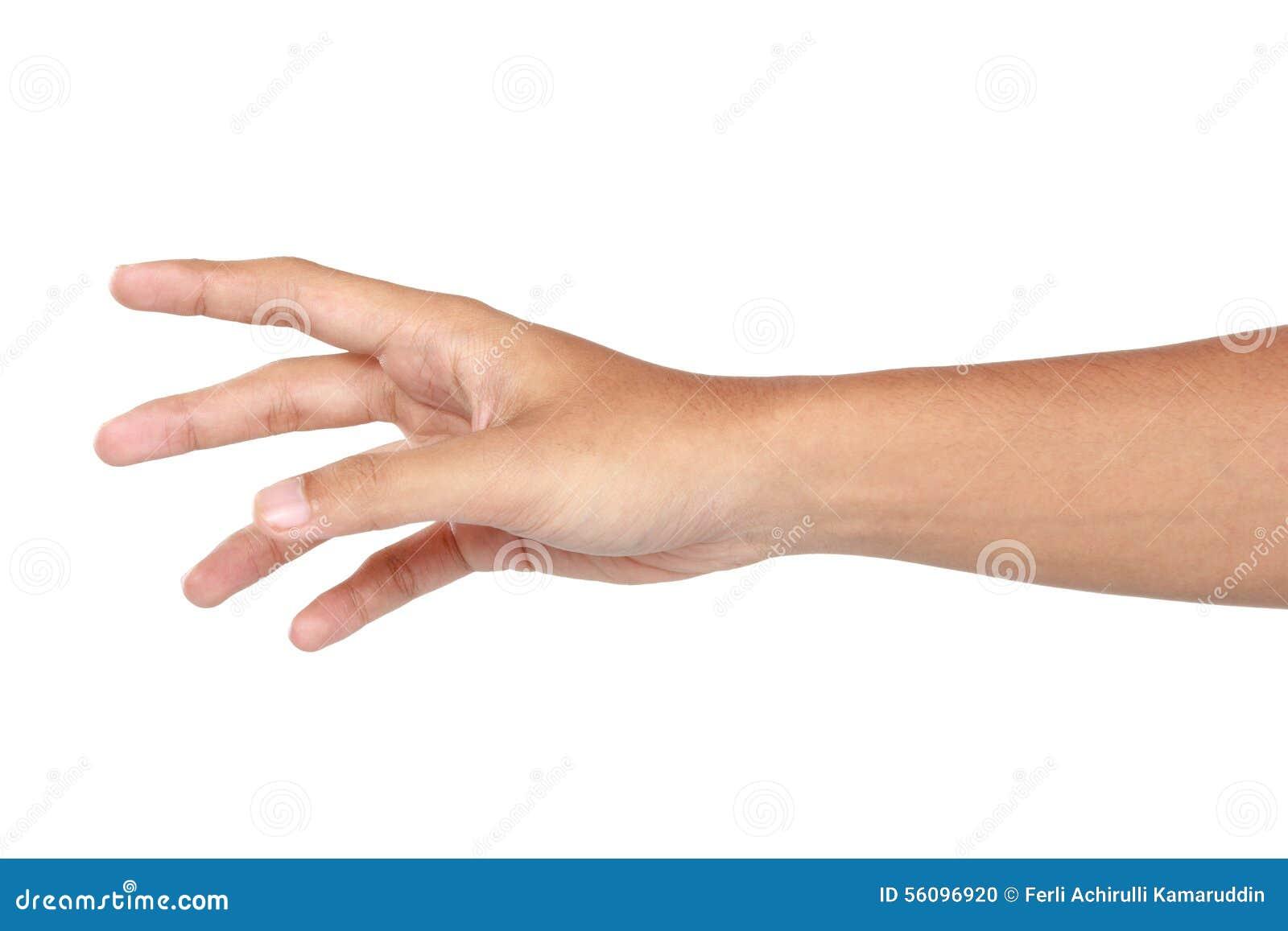 Reaching Hand