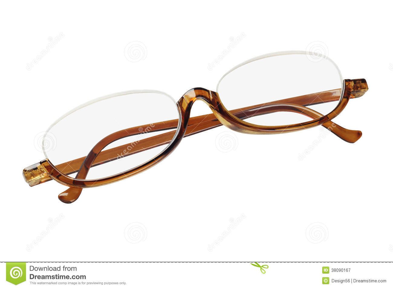 Reading Glasses Royalty Free Stock Photography Image 38090167