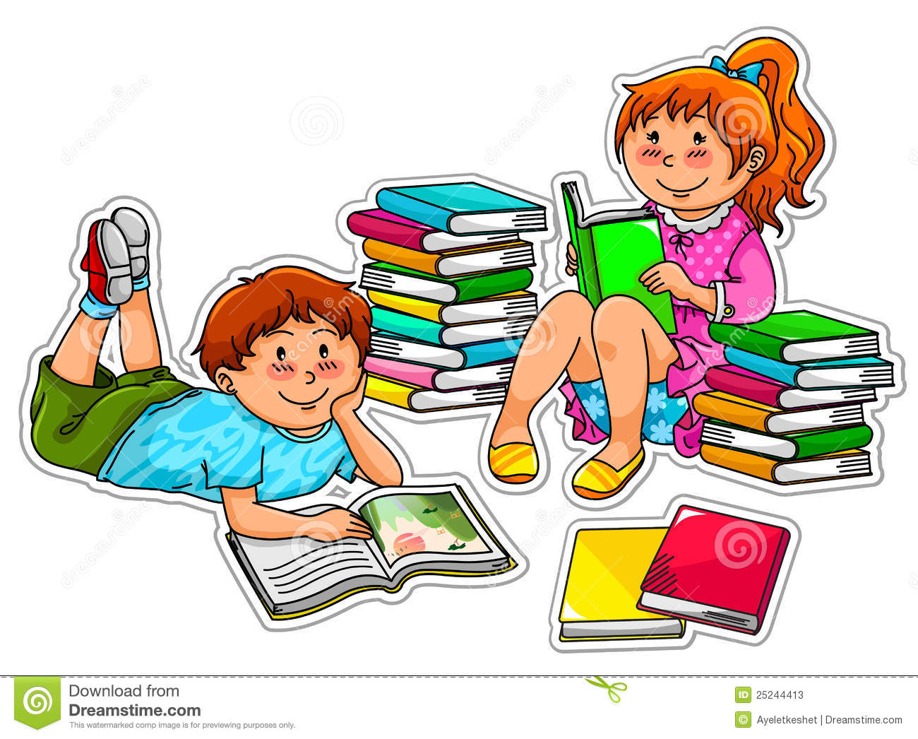 Reading Pictures For Kids
