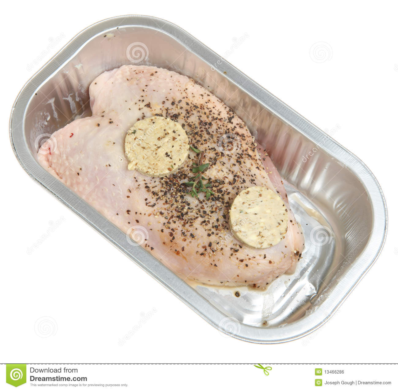 Ready To Cook Chicken Breast Joint