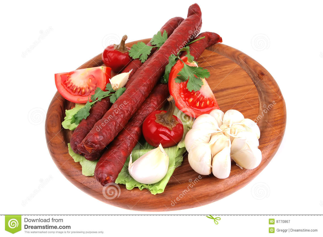 kabana sausage how to eat