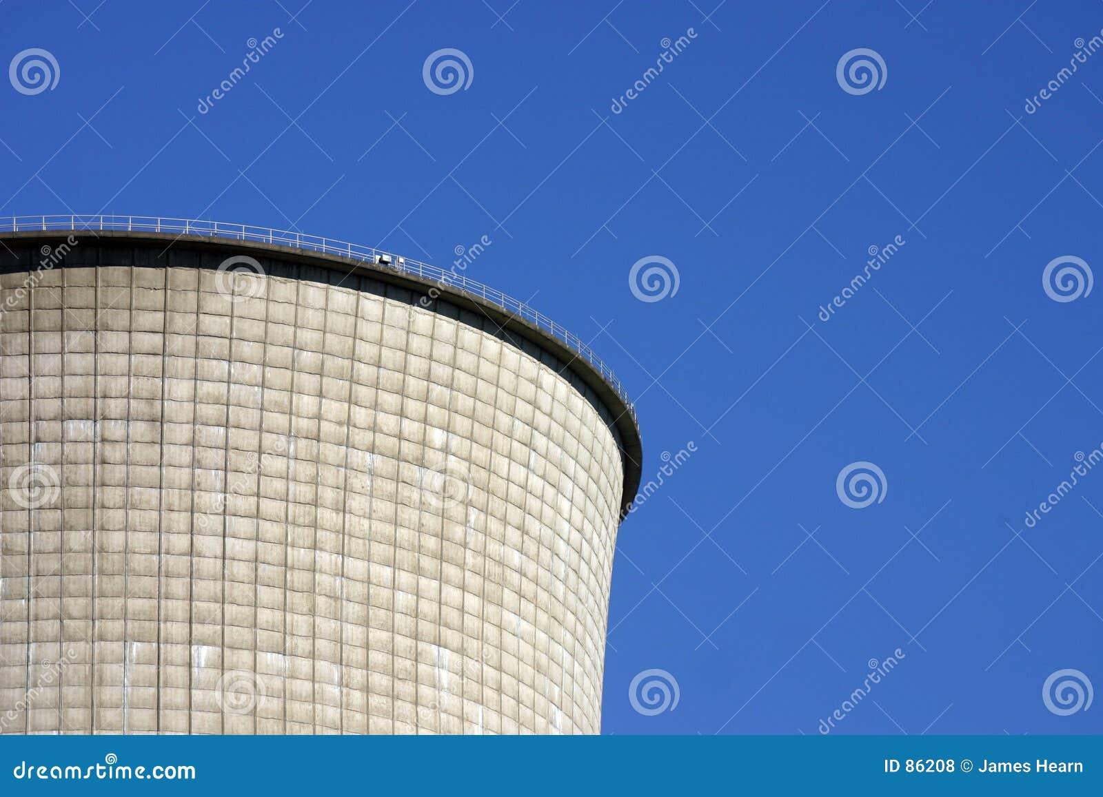 Reaktor jądrowy kopii przestrzeni
