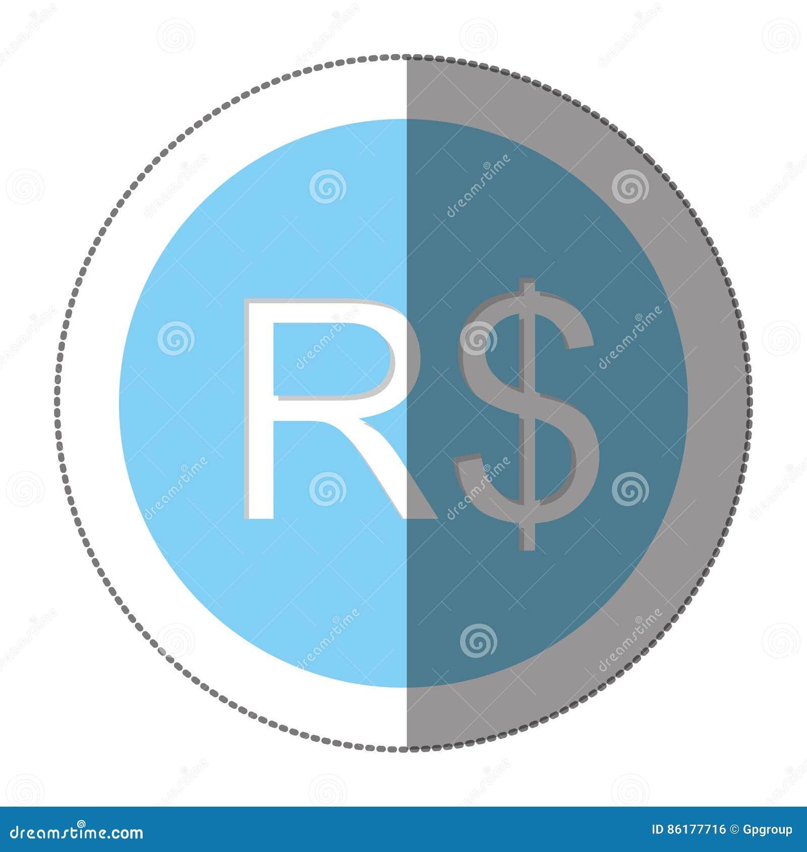 Real brazil currency symbol icon stock illustration illustration real brazil currency symbol icon art china buycottarizona Images
