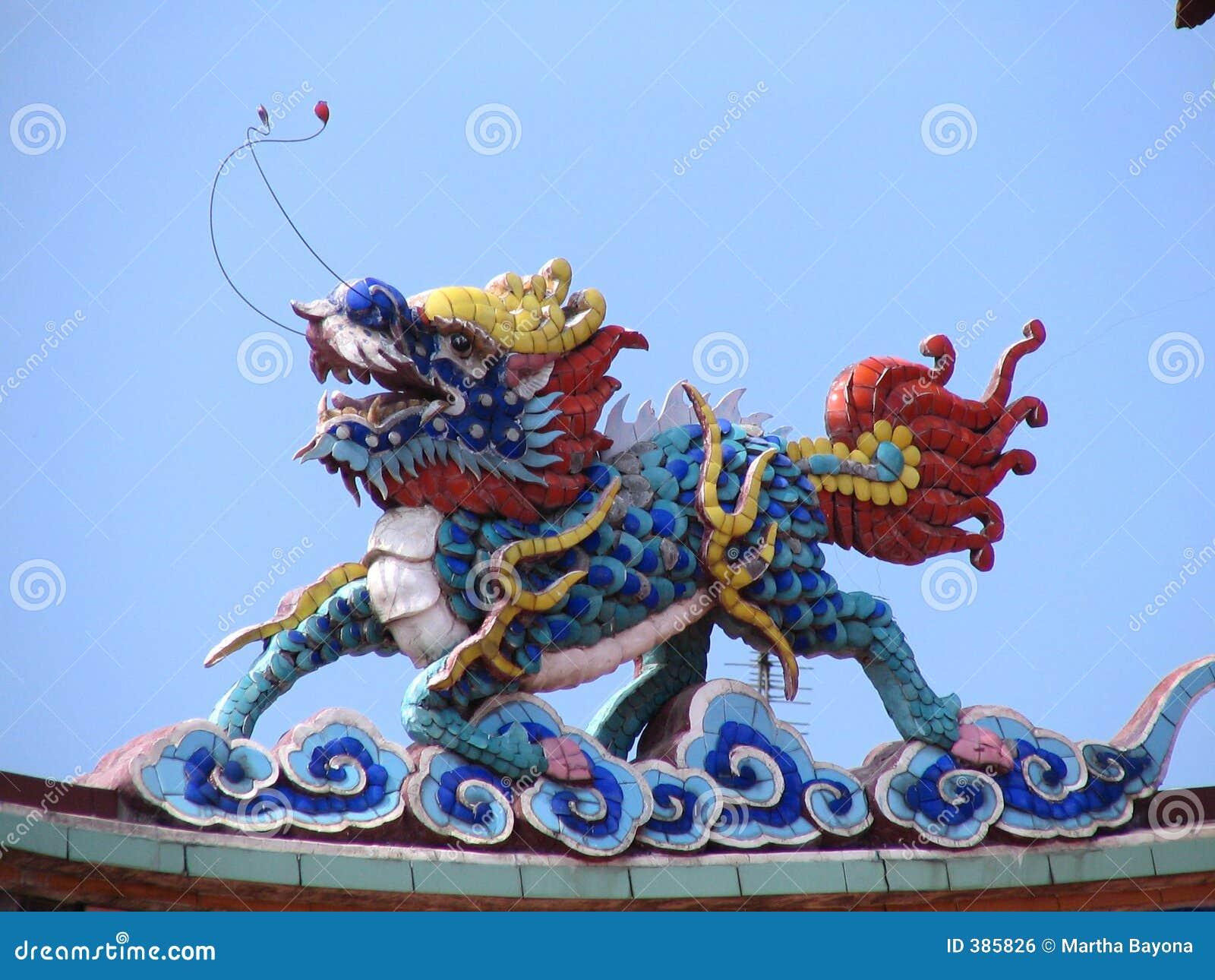 Chinese Dragon Real