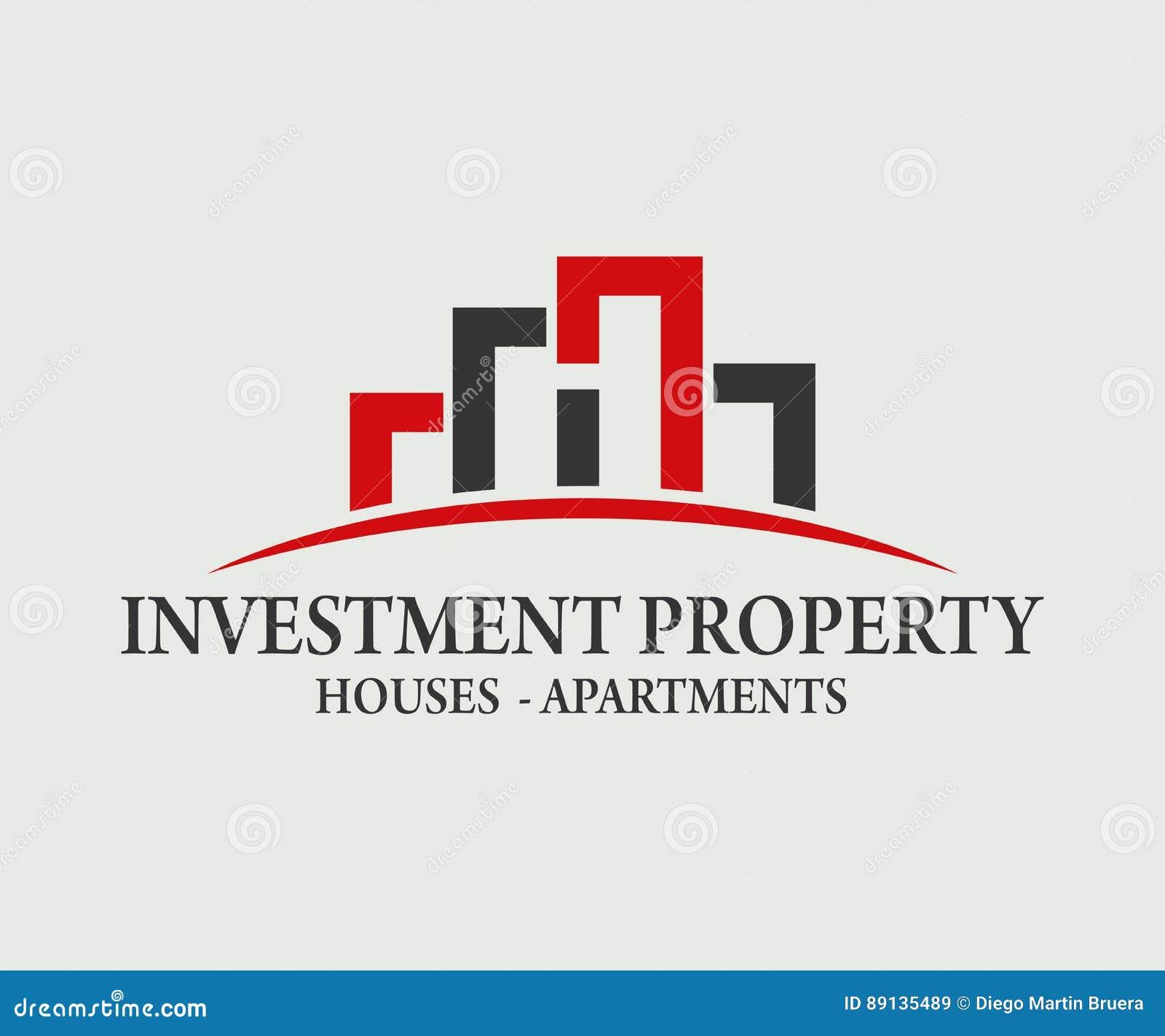 Real Estate, bâtiment, construction et architecture Logo Vector Design