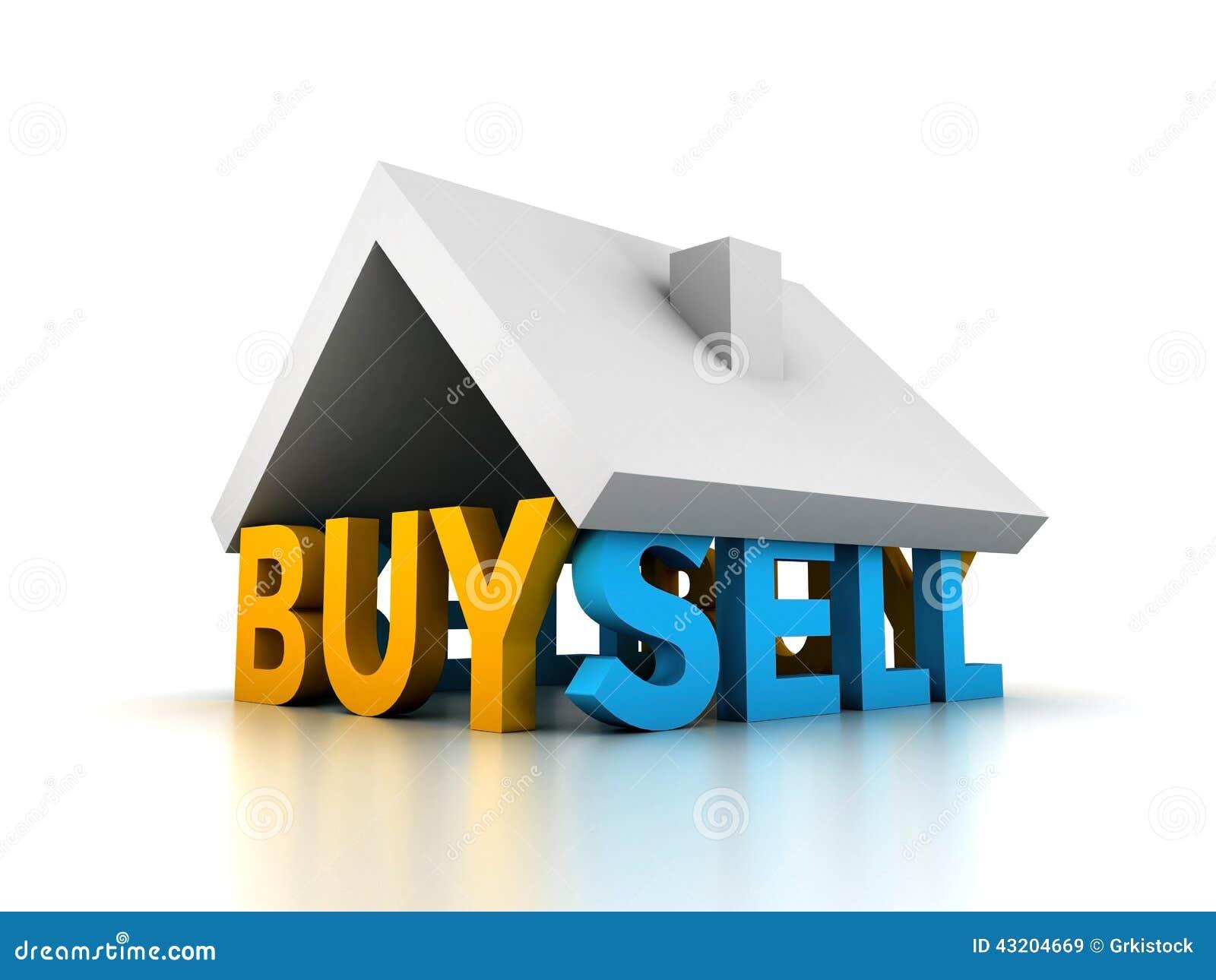 Download Real Estate Conept stock illustrationer. Illustration av gods - 43204669