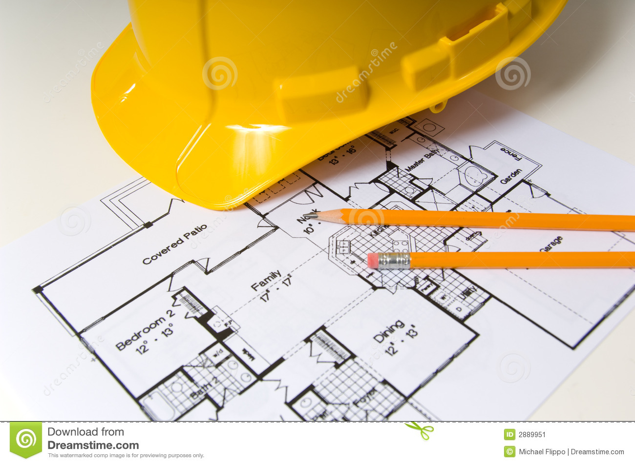 Real Estate Construction : Real estate construction stock image of construct