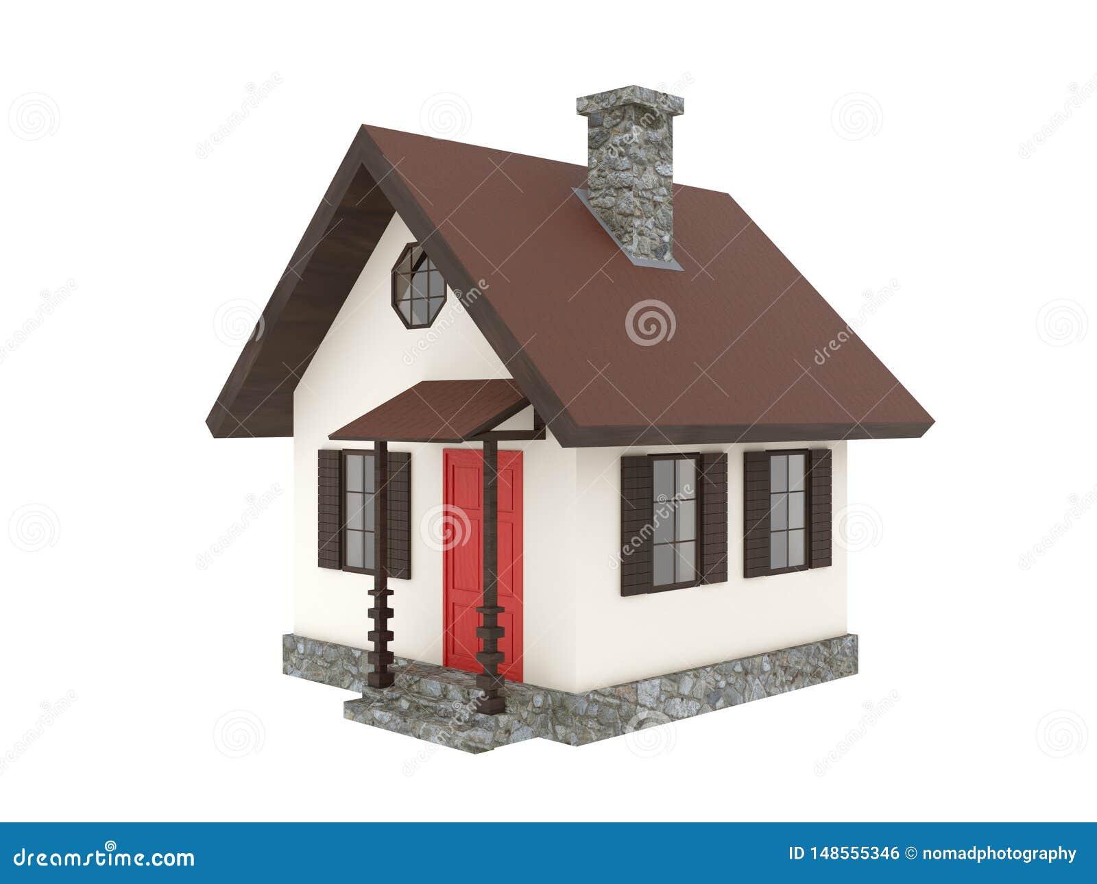 Mountain tiny house cabin