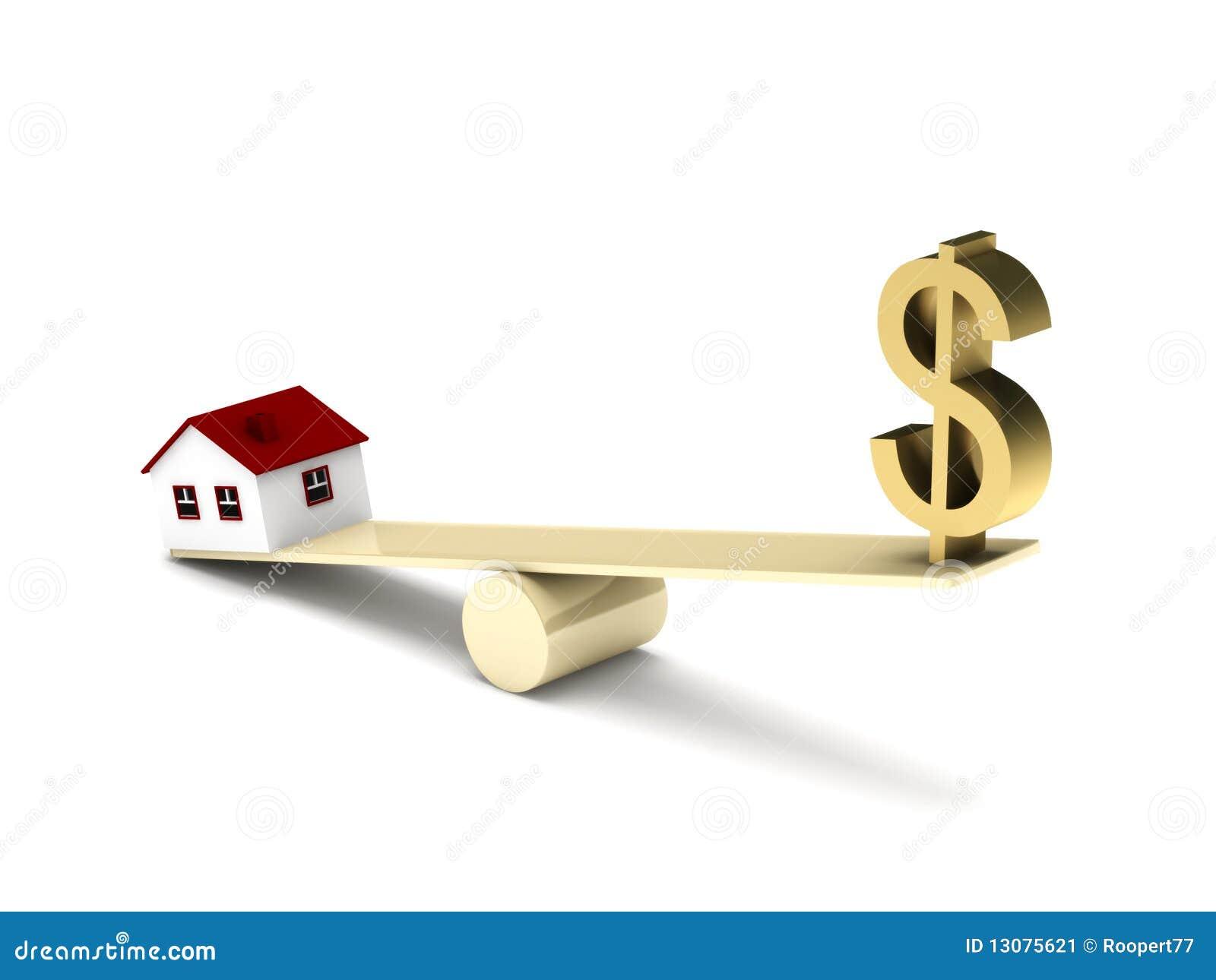 Real Estate Finance : Real estate finance stock image
