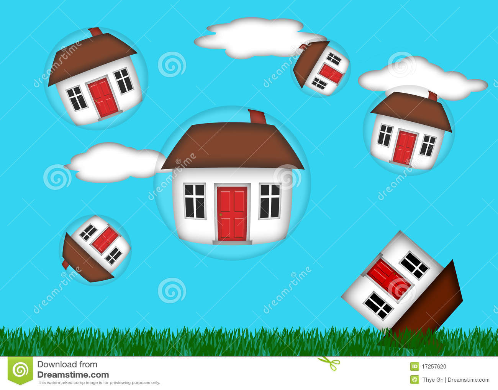 real estate bubble and financial crisis 2012-9-5 then came the financial crisis four years ago and the great recession  when the nasdaq technology stock bubble burst  a real estate crash.